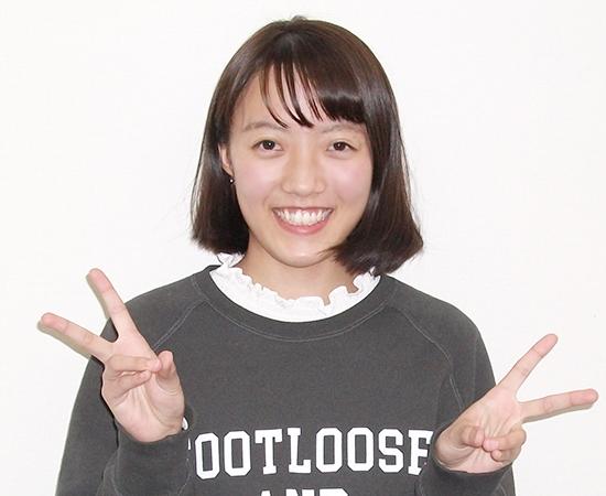 立教大学合格 筬島有菜さん