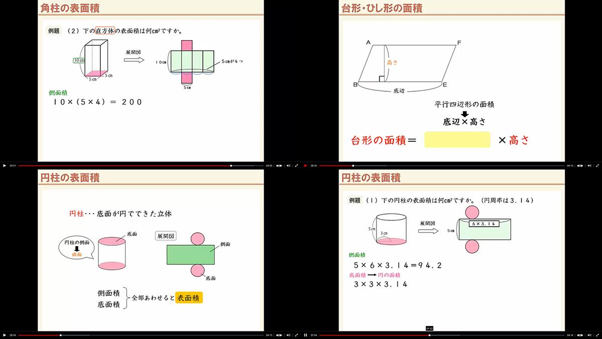 さんすう道場 解説動画
