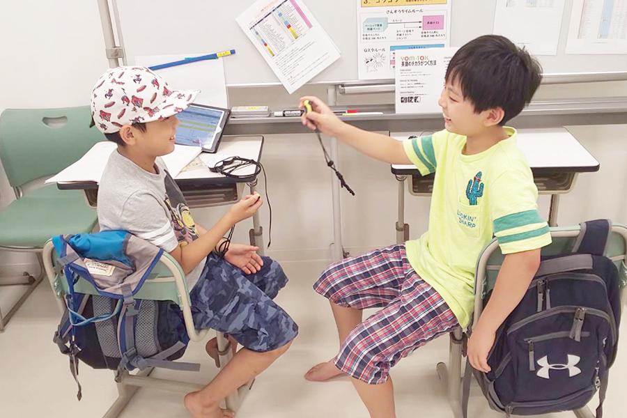 川崎校の様子