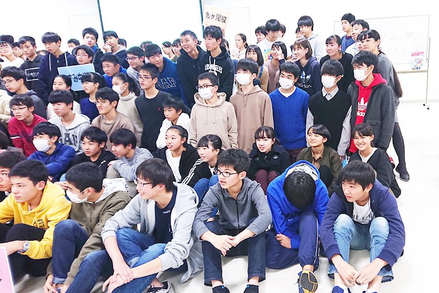 横浜校の様子