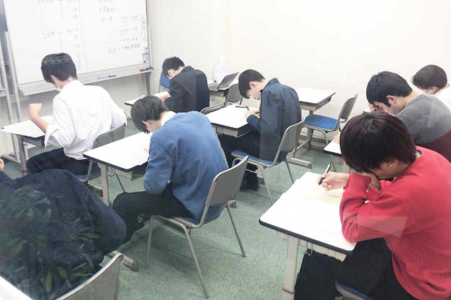 横須賀中央校の様子